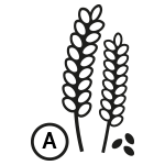 A – Gluten, Getreide